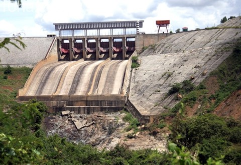 Nhà máy thủy điện Yali- Gia Lai