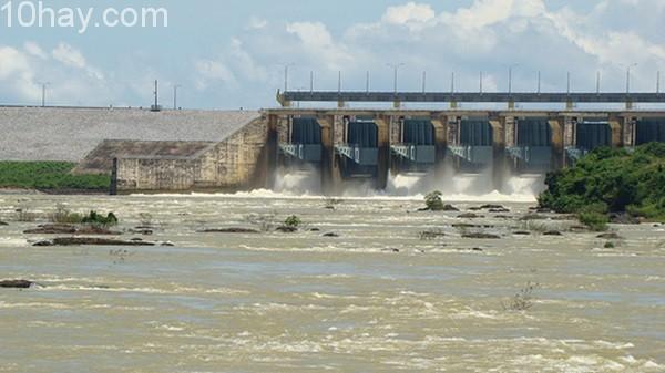 Nhà máy thủy điện Trị An- Đồng Nai