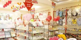 shop mẹ và bé nổi tiếng nhất Bình Dương
