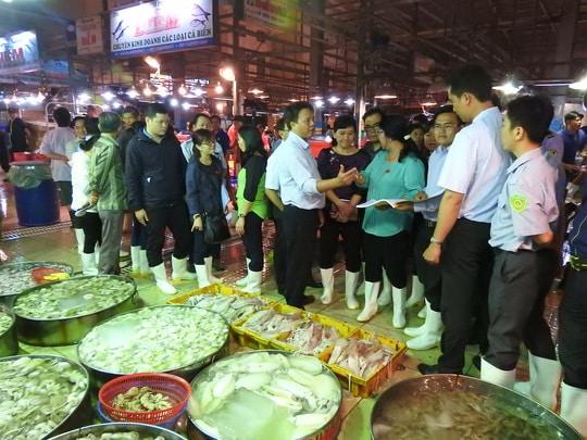 Chợ đầu mới Bình Điền quận 8