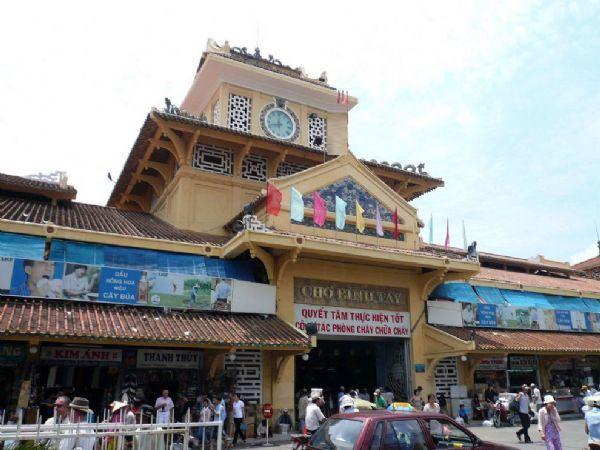 Chợ đầu mối lớn nhất Việt Nam, đặc biệt là khu vực TPHCM