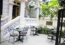 quán cà phê biệt thự đẹp tại Hà Nội