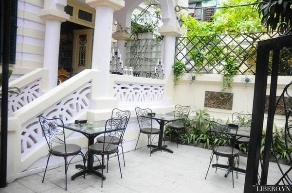 Chuồn chuồn Cafe Hội Vũ