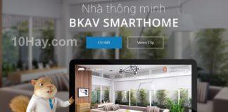 Công nghệ nhà thông minh của Bkav