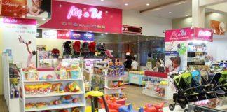 shop mẹ và bé nổi tiếng nhất Hà Nội