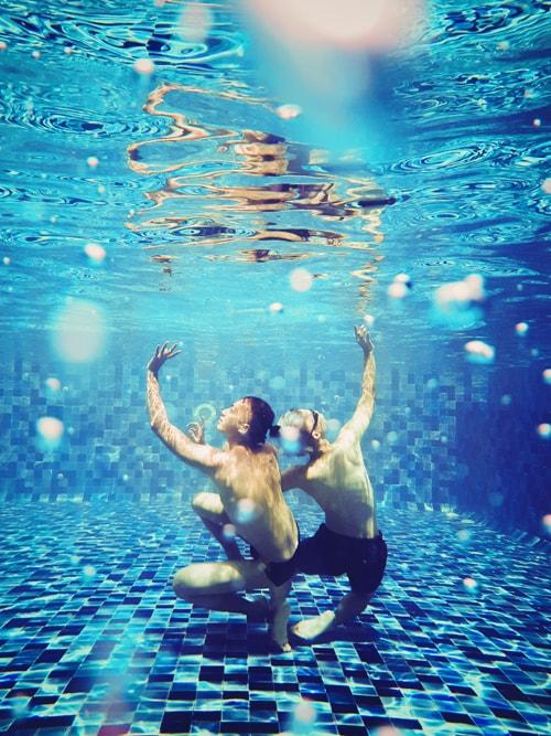 Các mẫu điện thoại, tablet có thể chụp ảnh dưới nước