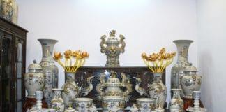 10 công ty cung cấp vật phẩm thờ cúng nổi tiếng tại Việt Nam