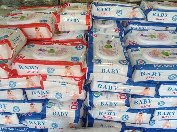 10 địa chỉ cung cấp khăn ướt, khăn lạnh chất lượng cao ở Hà Nội