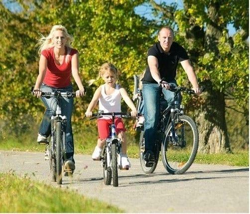 Đạp xe hàng ngày giúp giảm nguy cơ ung thư
