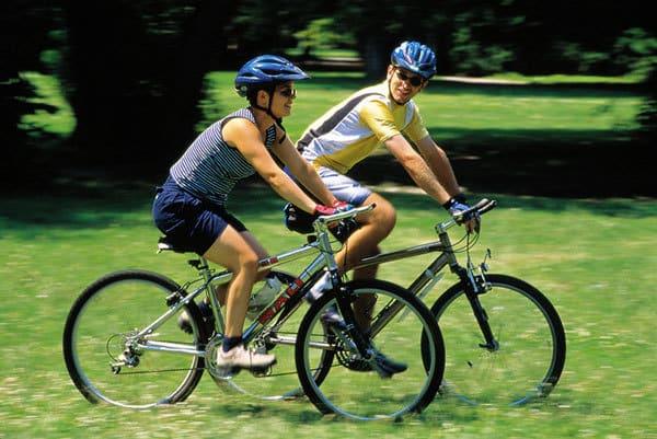 10 lí do nên đạp xe hàng ngày