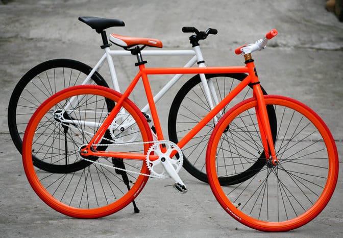 Trào lưu xe đạpthể thao Fixed Gear