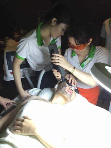 Thanh Huyền Spa đảm bảo việc làm sau khi tốt nghiệp
