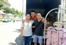 Dịch vụ chuyển nhà NguyenLoiMoving