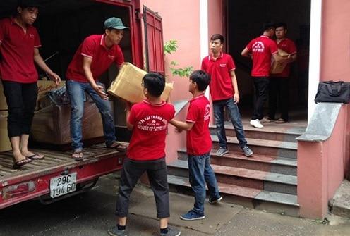 Dịch vụ chuyển nhà ThanhHung