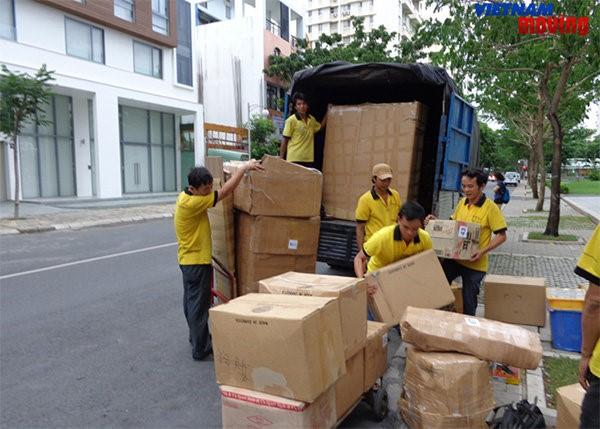 Dịch vụ chuyển nhà Vietnam Moving