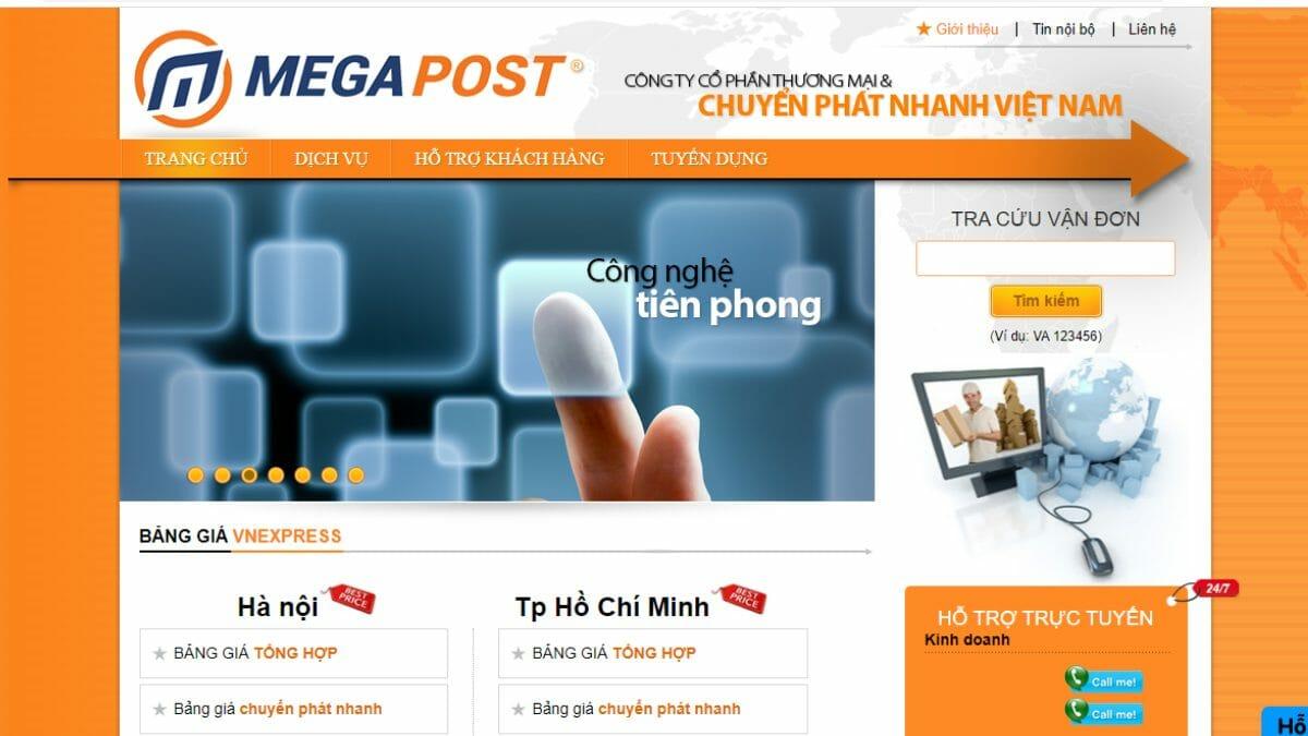Top 10 công ty chuyển phát nhanh Việt Nam